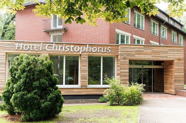 3 sterne hotel in berlin spandau hotel christophorus. Black Bedroom Furniture Sets. Home Design Ideas