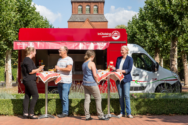 Foodtruck Hotel Christophorus