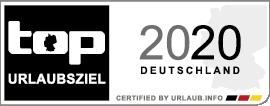 TOP Urlaubsziel 2020